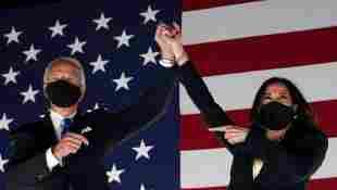 Joe Biden & Kamala Harris Are 'TIME's 2020 Person Of The Year