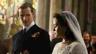The Crown Series Quiz TV show trivia questions facts Netflix cast actors stars episodes seasons watch Claire Foy Olivia Colman 2021 news