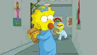 'The Simpsons': El cortometraje de Maggie Simpson 'Playdate With Destiny' se transmitirá en Disney +