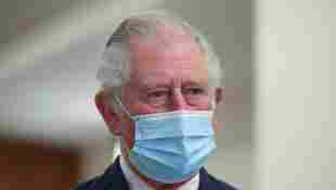 Why Prince Charles Visited Prince Philip In Hospital news update 2021 royal family