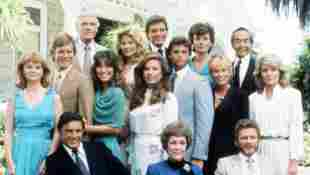 Cast of 'Falcon Crest'