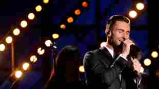 Adam Levine Jokes About Gwen Stefani And Blake Shelton Wedding