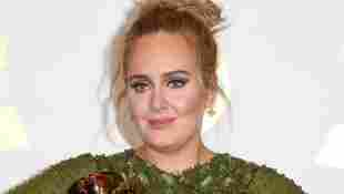 Adele Shows Off Massive Weight Loss Transformation In Stunning Little Black Dress.