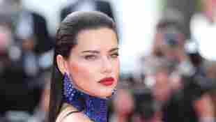 Adriana Lima at the 2019 Cannes Film Festival