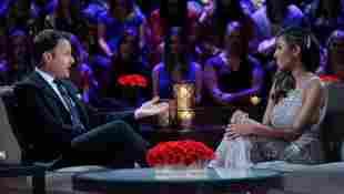 'Bachelorette' Tayshia Adams Addresses Chris Harrison's Apology