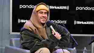 Bad Bunny en entrevista de radio con SiriusXM