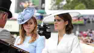 """Beatrice And Eugenie Are """"Worried"""" After Prince Andrew Loses Buckingham Palace Office"""