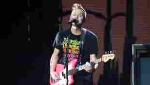 Blink-182 Drummer Mark Hoppus Shares He Is Battling Cancer