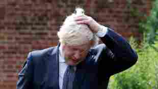 Boris Johnson's Hilarious Malfunction In Front Of Prince Charles