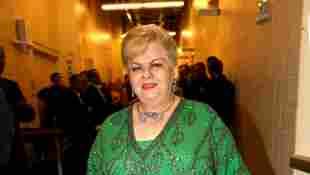 Paquita la del Barrio en los Latin Grammy 2013