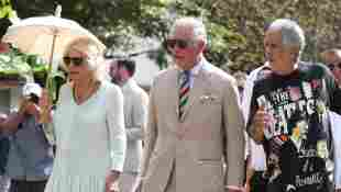 Prince Charles and Duchess Camilla in Cuba
