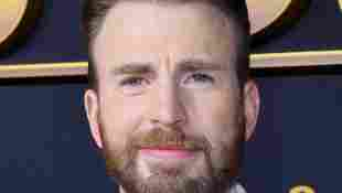 Chris Evans Shares Where His Dog's Name Actually Came From