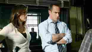 Christopher Meloni Confirms Mariska Hargitay Will Be On 'Law & Order: Organized Crime'