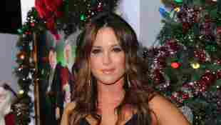 """Danneel Harris arrives to the premiere of New Line Cinema's """"A Very Harold & Kumar 3D Christmas"""" at Grauman's Chinese Theatre on November 2, 2011 in Hollywood, California"""