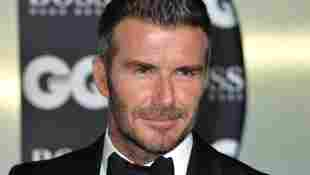 """David Beckham Praises Pal Prince Harry He's The Dad That """"Every Father Wants To Be"""""""