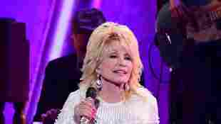 """Dolly Parton plans to make a movie based on """"I Will Always Love You""""."""