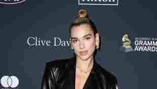 Dua Lipa Refers To Blake Shelton As Gwen Stefani's Husband