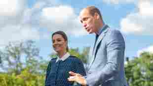 La duquesa Kate y el príncipe William anuncian donaciones de caridad