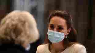 Duchess Kate Shares New Portrait Taken For Hold Still Photo Book