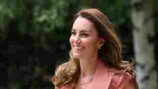 Duchess Kate Visits Natural History Museum For Special Tour