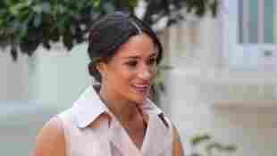 Duchess Meghan To Produce New Netflix Kids' Cartoon 'Pearl'