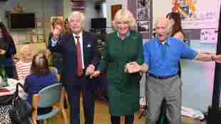 The Duchess of Cornwall visits the Jewish Care's Brenner Centre