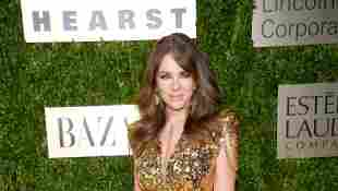 """Elizabeth Hurley Says She Wants To Fall """"Madly In Love"""" With Someone Once The COVID-19 Crisis Is Over"""