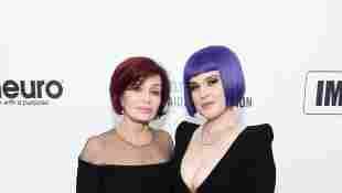 Sharon y Kelly Osbourne