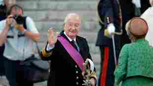 Former Belgian King Finally Agrees To Meet His 52-Year-Old Love Child, Princess Delphine