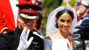 Harry And Meghan Officially Married During Their Royal Wedding