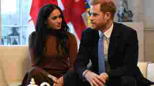 """Harry and Meghan Are Speaking To """"People On All Levels"""" About The BLM Movement"""