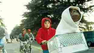 Henry Thomas in 'E.T.'