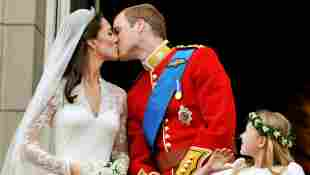 Duchess Kate and Prince William tied the knot in April 2011
