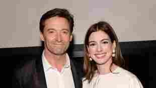Hugh Jackman And Anne Hathaway Have A 'Les Misérables' Virtual Reunion
