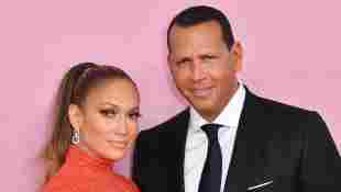 """Jennifer Lopez """"Unaffected"""" By Alex Rodriguez Cheating Rumours"""