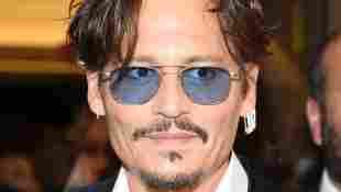 Johnny Depp Finally Joins Instagram.