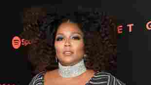 Lizzo attends Spotify's Inaugural Secret Genius Awards hosted by Lizzo at Vibiana on November 1, 2017 in Los Angeles, California