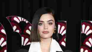 Lucy Hale Remembers Meeting Meghan Markle On Set of Her First Pilot