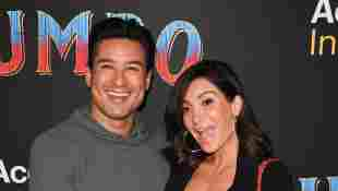 """Mario Lopez Jokes His Wife Could Be Pregnant After Lockdown As They """"Keep Busy"""" During Isolation."""
