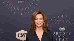 Martina McBride attends the 2018 CMT Artists of The Year at Schermerhorn Symphony Center on October 17, 2018 in Nashville, Tennessee.