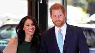 """Prince Harry and Meghan Markle have """"let go"""" all of their staff at Frogmore Cottage."""