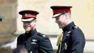 Prince Harry & Prince William's Relationship Improved Over Holidays