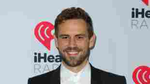 Nick Viall attends the 2020 iHeartRadio Podcast Awards at iHeartRadio Theater on January 17, 2020