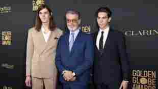 Pierce Brosnan's sons Dylan and Paris are 2020 Golden Globe Ambassadors