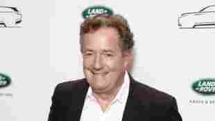 Piers Morgan Shares A Glimpse Into His Lovely Garden, And Cute Little Visitors!