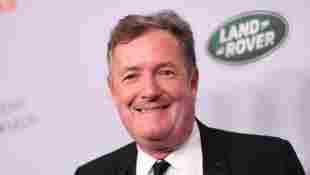 Piers Morgan Reveals He's Suffering From Lockdown Weight Gain