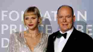 Prince Albert Shares Update On Princess Charlene's Condition