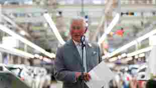 Prince Charles Comments On Baby Lilibet's Birth At Recent Event