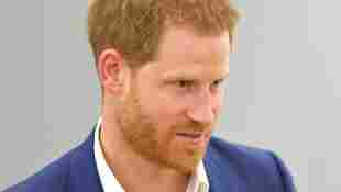 Prince Harry makes surprise appearance on Zoom call from new home