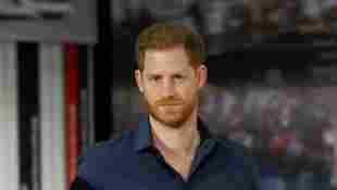 Prince Harry Surprises Princess Diana Award Charity On What Would Have Been His Mom's 59th Birthday